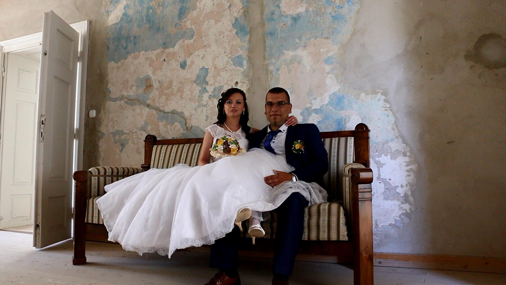 Zsófi és Zsolti – Esküvői film