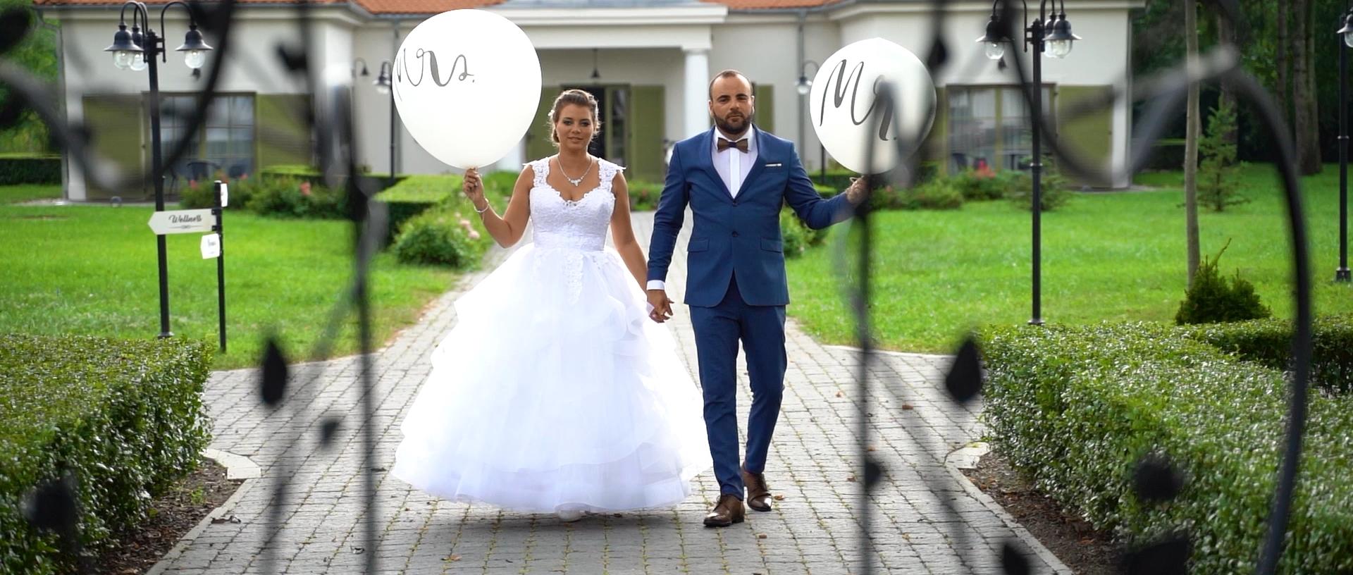 Kinga & Robi – Esküvői film